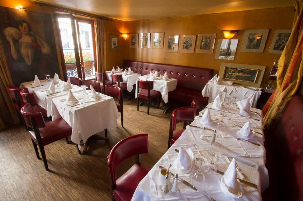 Restaurantes em Paris - Chez Paul