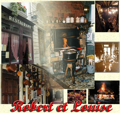 Restaurantes em Paris - Robert et Louise Restaurant